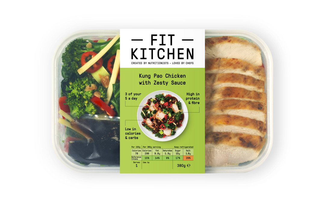Scratch Meals Appoints Escapade to Support the Launch of Fit Kitchen!