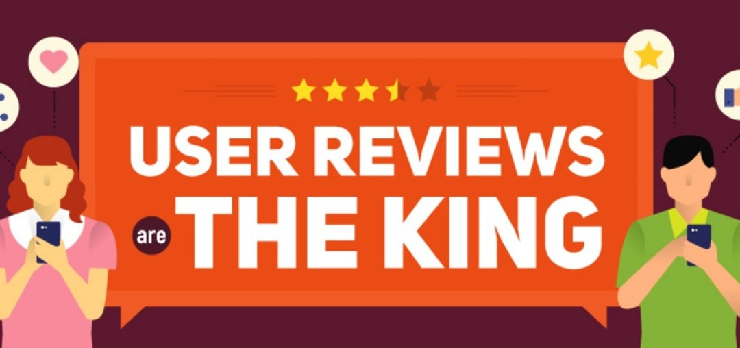 Are User Reviews now King in Business?