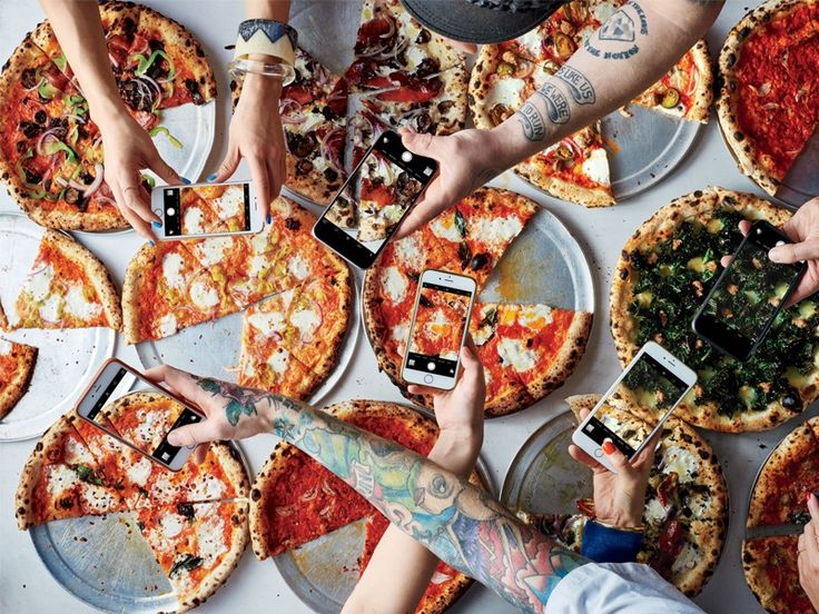 Instagram and the Live to Eat Generation