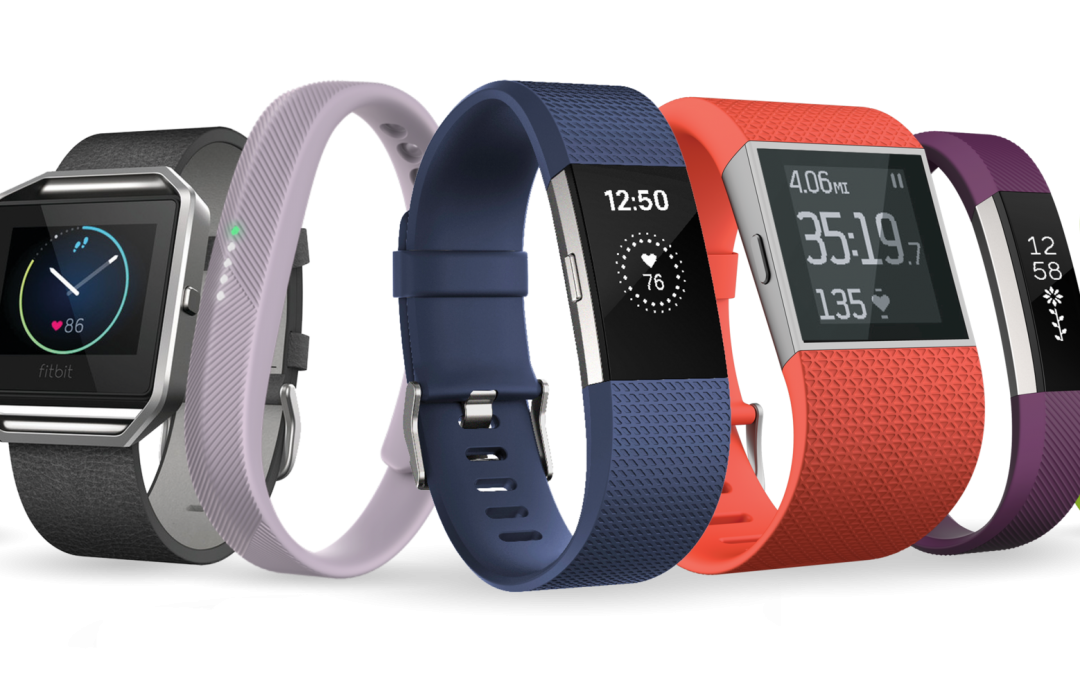 WEARABLE TECH TOPS THE FITNESS TRENDS