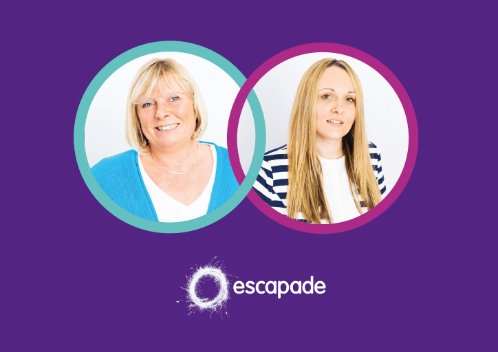 ESCAPADE PR COMPLETES MANAGEMENT BUYOUT
