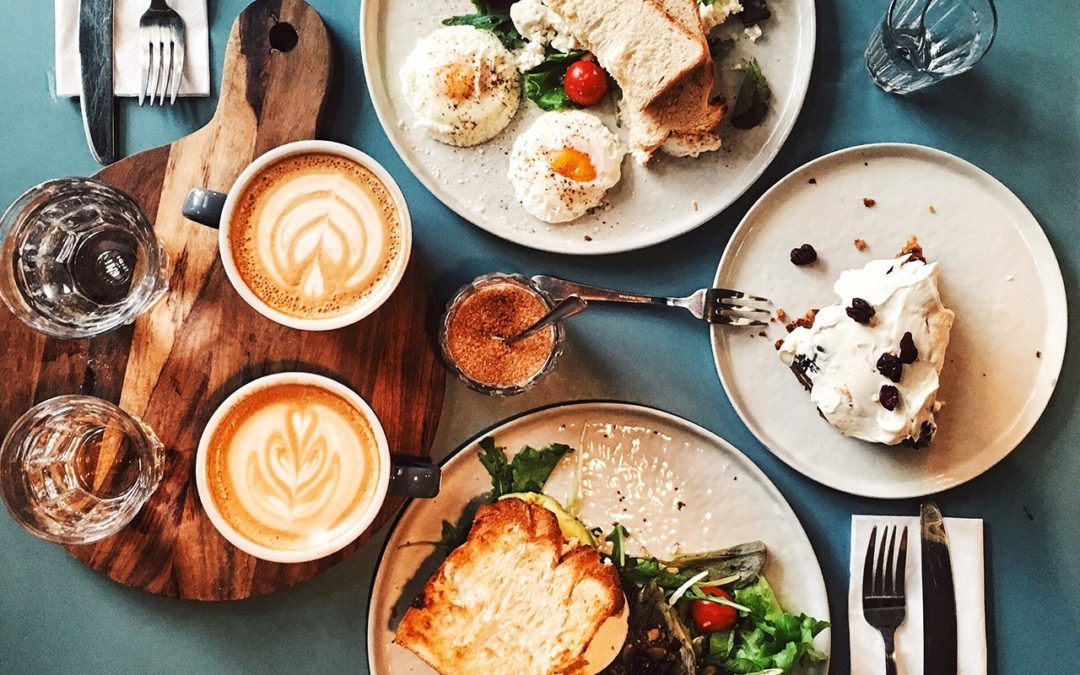 2017: The Year of Brunches, Last Minute Dinners and Food Bargains!