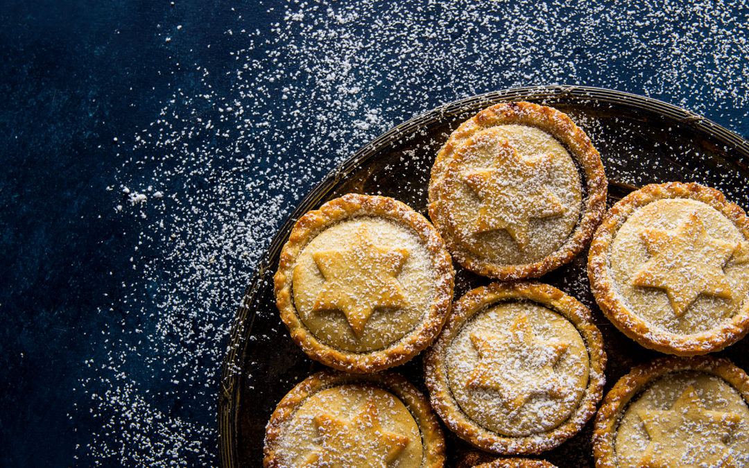 MINCE PIE ANYONE?