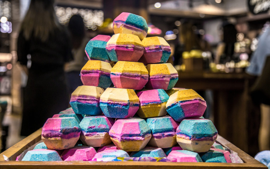 Lush Switches Up Social – Brave or Risky?