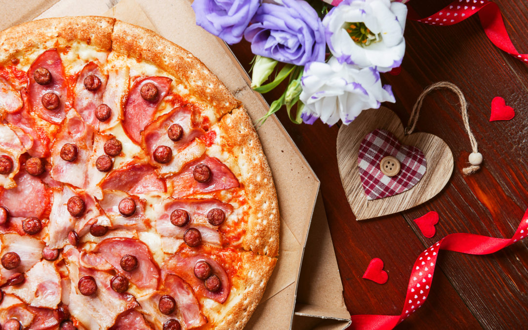 Tying the Knot? Don't Forget Pizza!