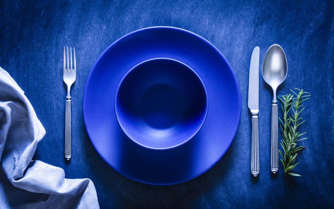 Is the Future of Food Blue?