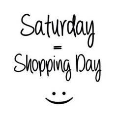 When Saturday Comes…