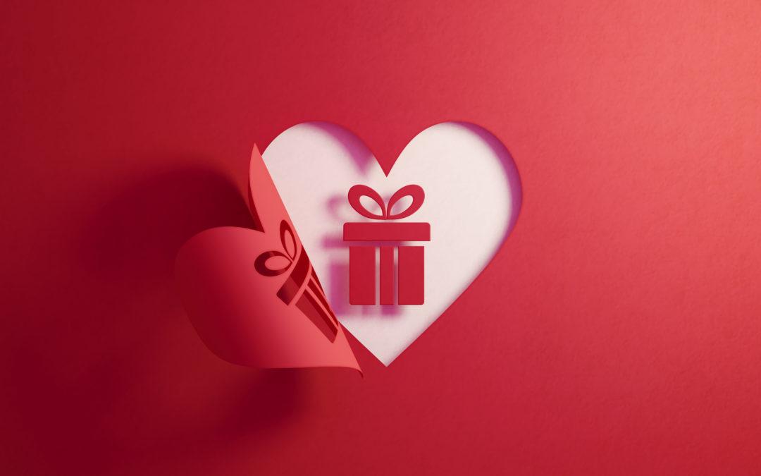 Brits get loved up for Valentine's!